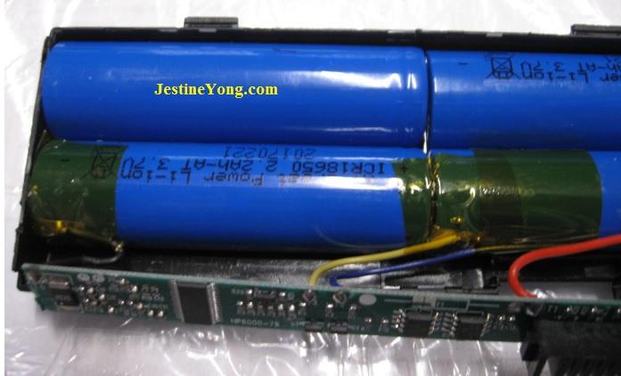 how to repair laptop battery pack