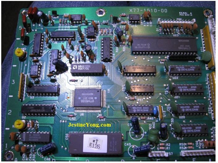 mbm27c64 chip