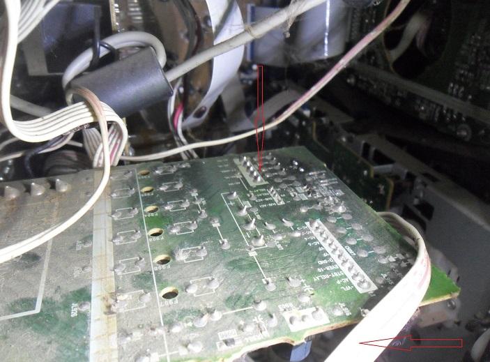 sony hi fi board repair