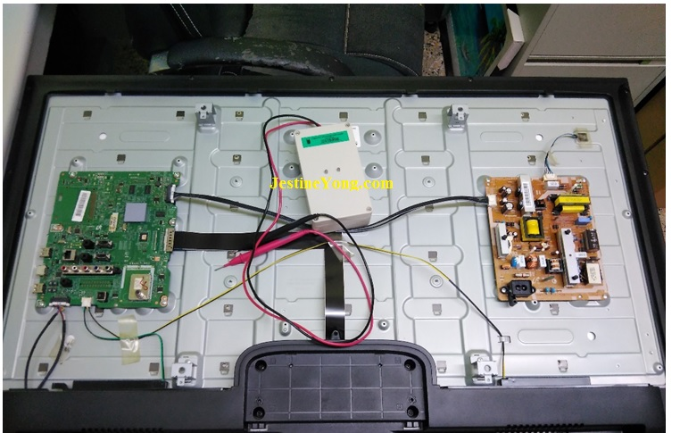 samsung led tv fix and repair
