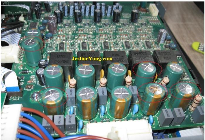 harman blu ray fixing and repair