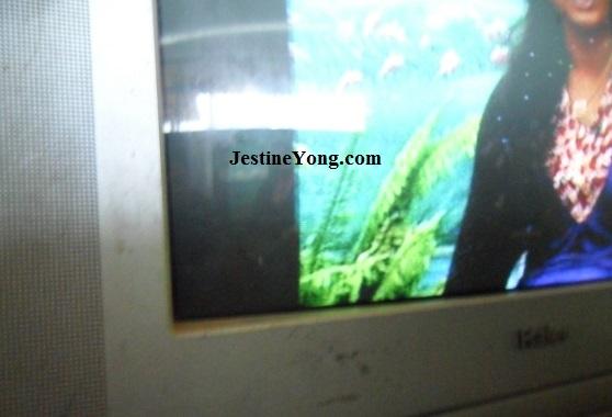 bad eeprom ic in tv