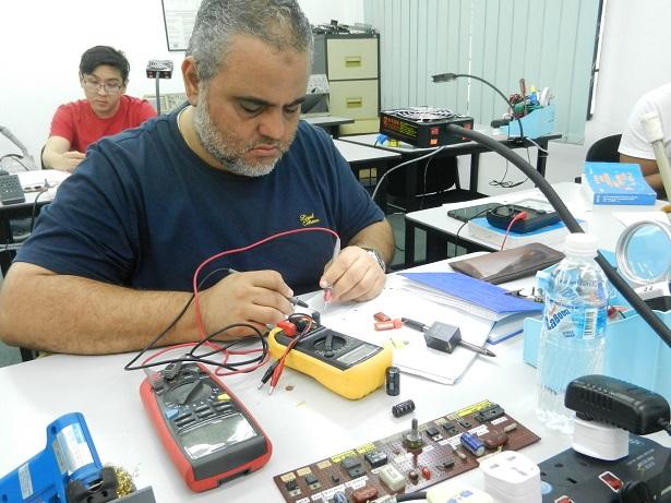 kursus basic elektronik malaysia