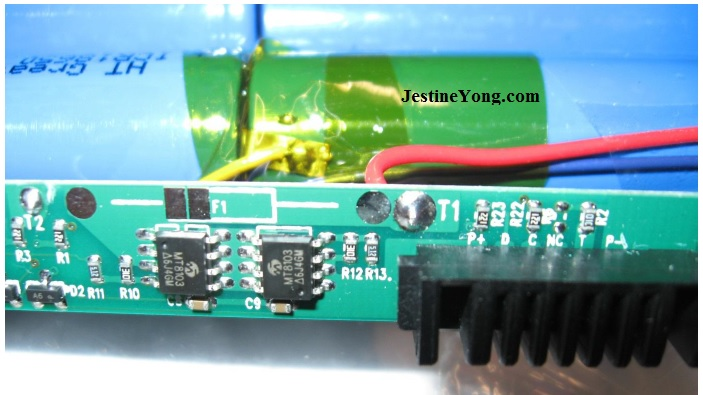 eeprom ic in laptop battery