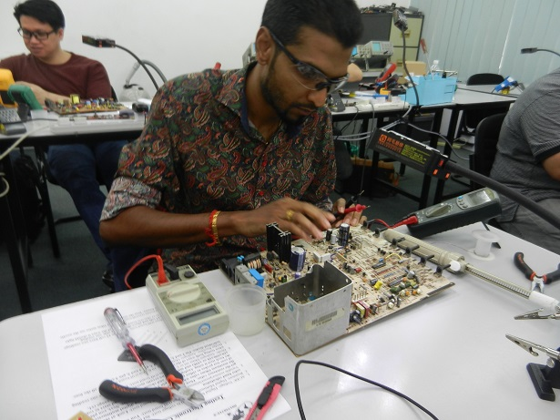 basic repair course malaysia