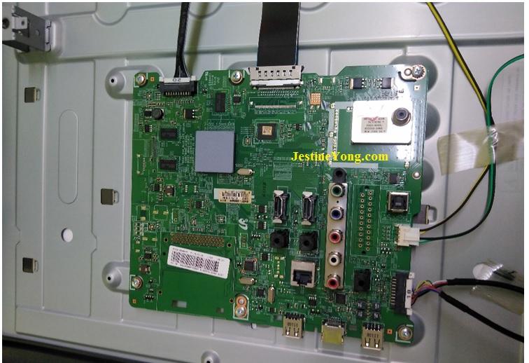 samsung led tv main board repair