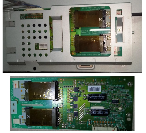 repairing lg lcd tv