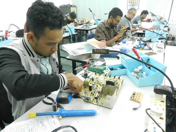 basic repair course