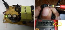 power adapter repair wl 24 volt zener diode