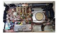 old philips radio repair
