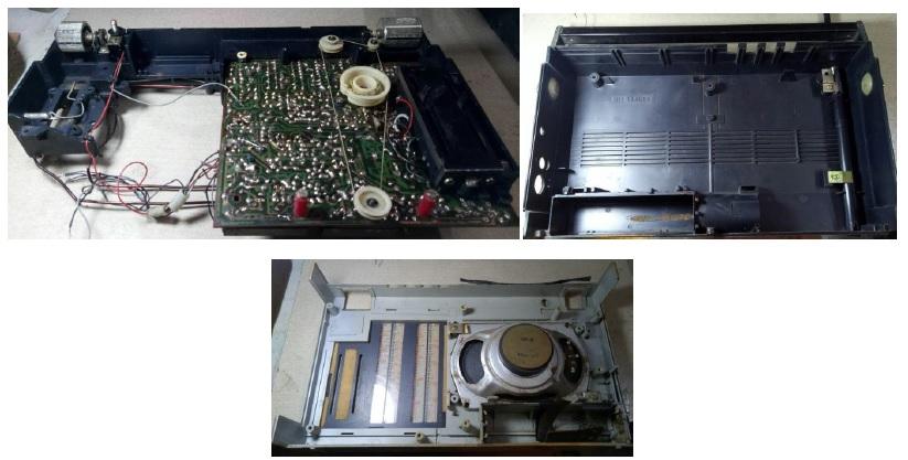 how to fix old philips radio