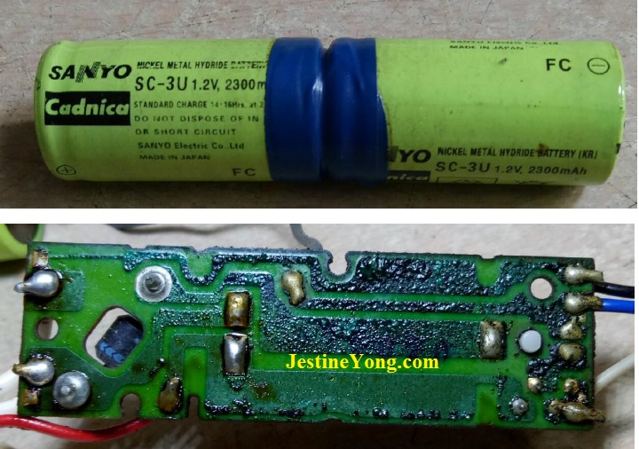 how to repair and fix massager