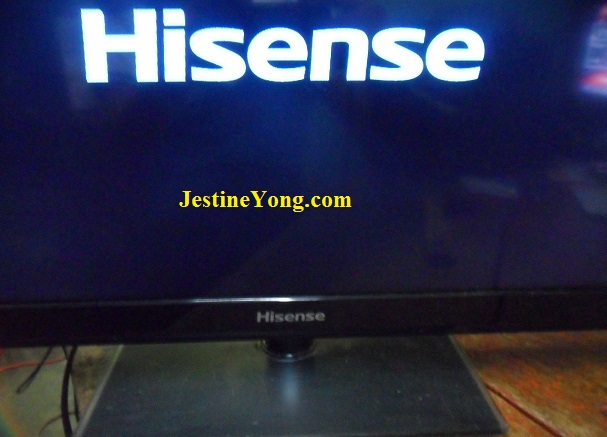 Hisense led tv repaired
