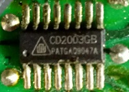cd2003gb ic in radio