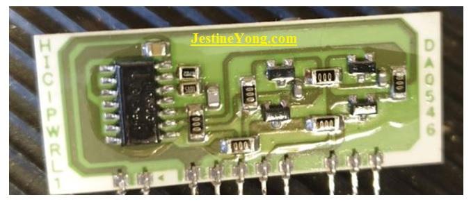 sip module amplifier