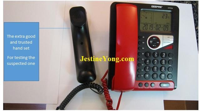 phone caller ic repair