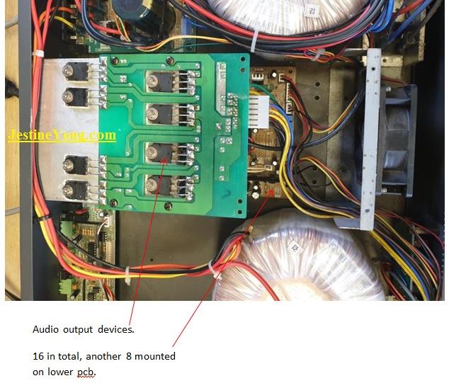 audio output components