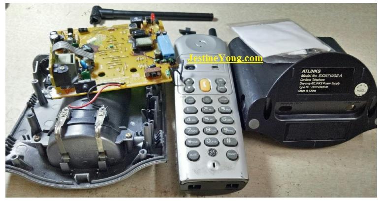 cordless phone fix
