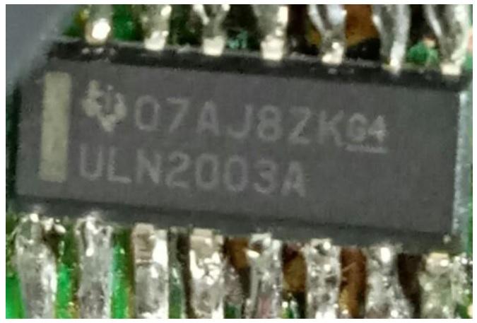 uln2003n ic