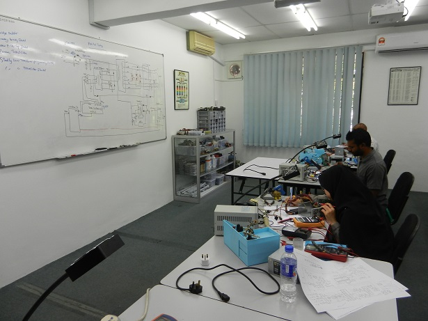 power supply repair course