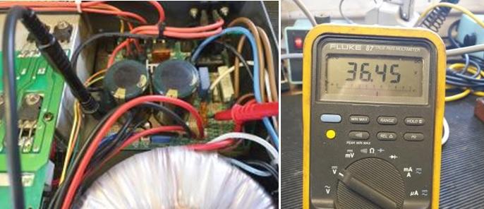 amp repair