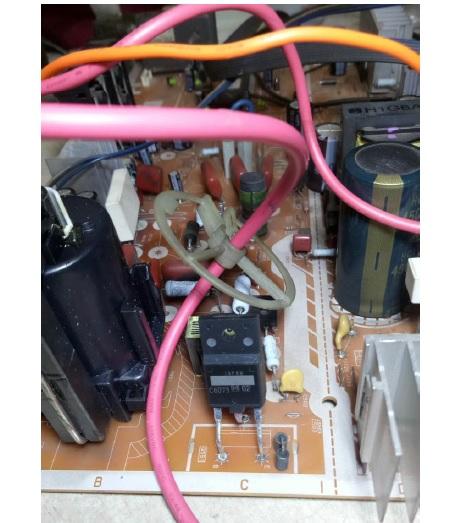 color tv repair