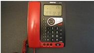 desk caller id telephone repair