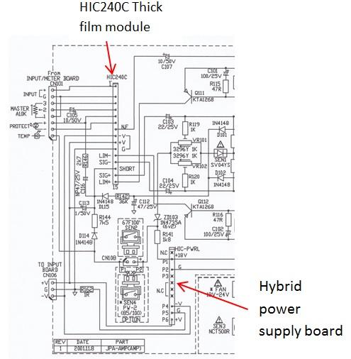 hic240c ic schematic