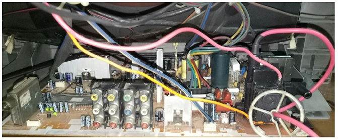 how to repair and fix color tv