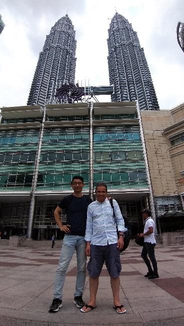 klcc petronas tower malaysia