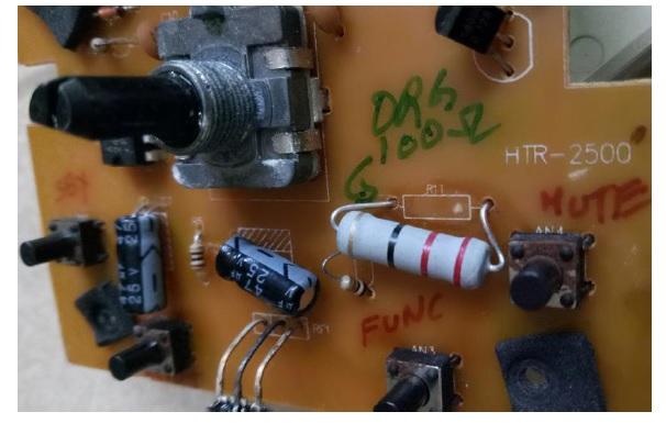 servicing speaker system