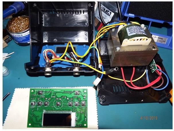 circuit specialist soldering transformer