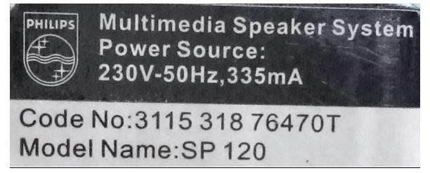 speaker system repairing