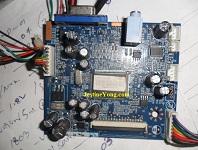lcd monitor mainboard eeprom faulty