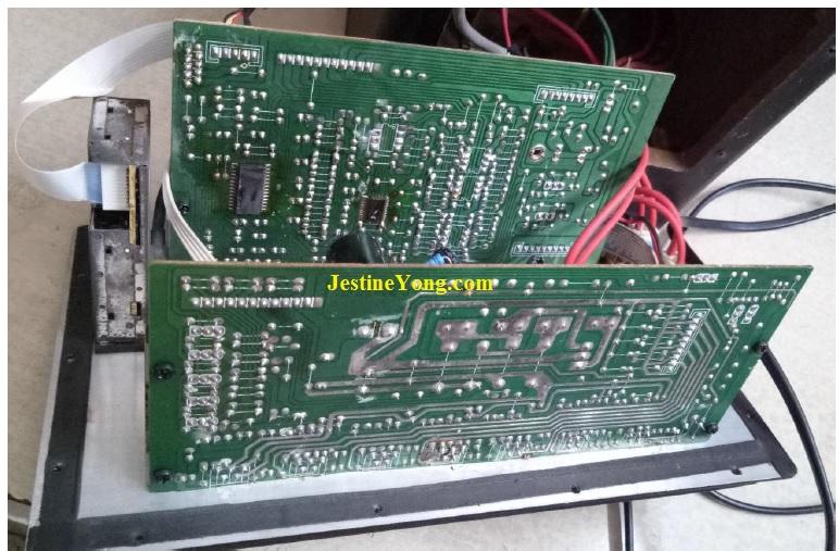 fixing speaker system
