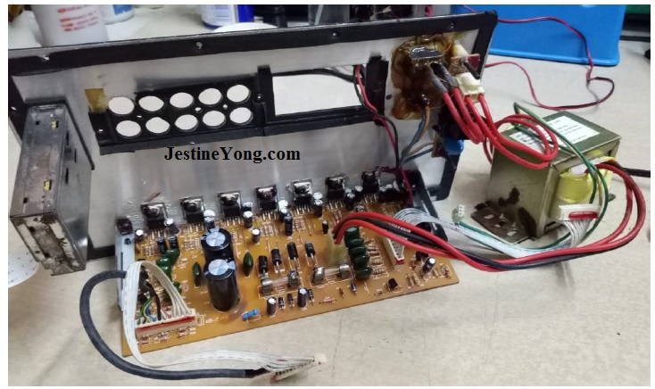 how to fix and repair speaker system