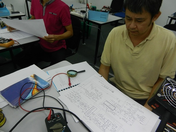 schematic reading course