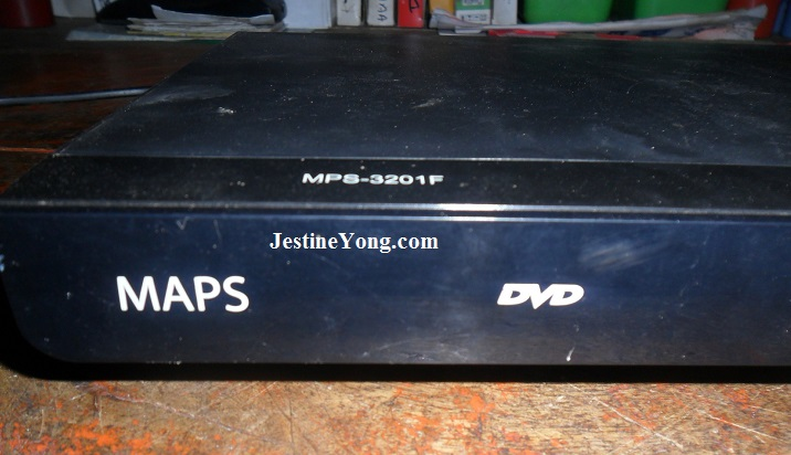 maps dvd player repair