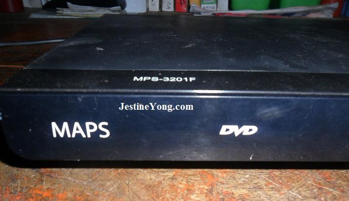 maps dvd player repair