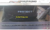 amplifier protect mode repair