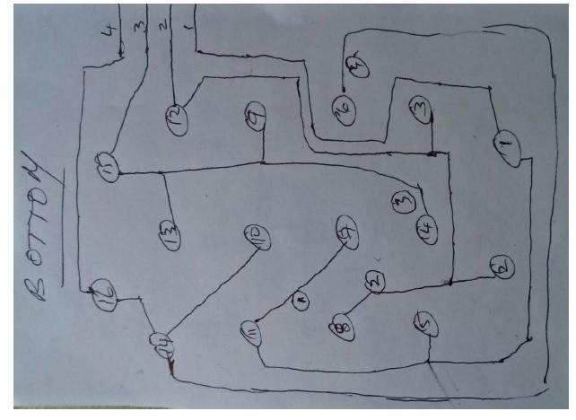 membrane switch diagram