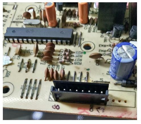 oven circuit board