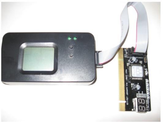 PCI Interposer slot card