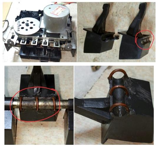 tuner board repairing