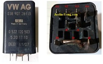Glow Plug Control Module (J179) Problem On VAG Cars