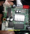 how to repair dvd player mainboard