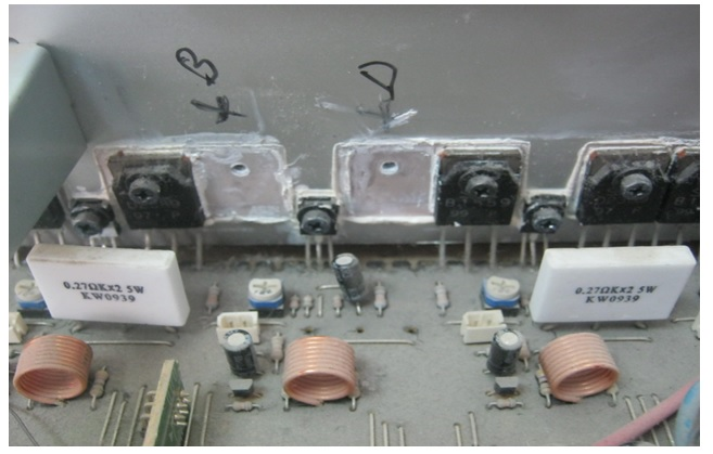 how to fix amplifier in protection mode