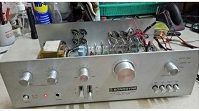 amplifier set repair