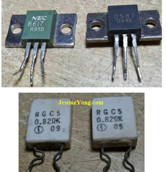 open resistor