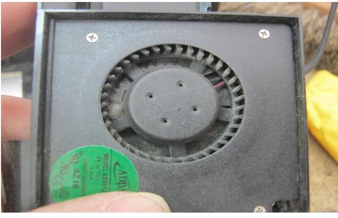 xbox fan repair